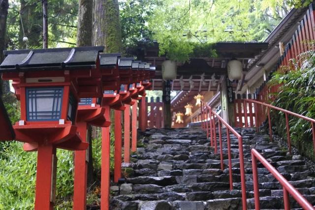 復縁を願える神社(貴船神社)