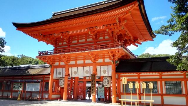 京都の縁結び下鴨神社